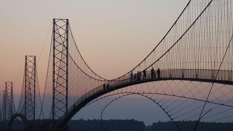 भारतले सहमति नदिँदा महाकालीको झोलुंगे पुल बनेन