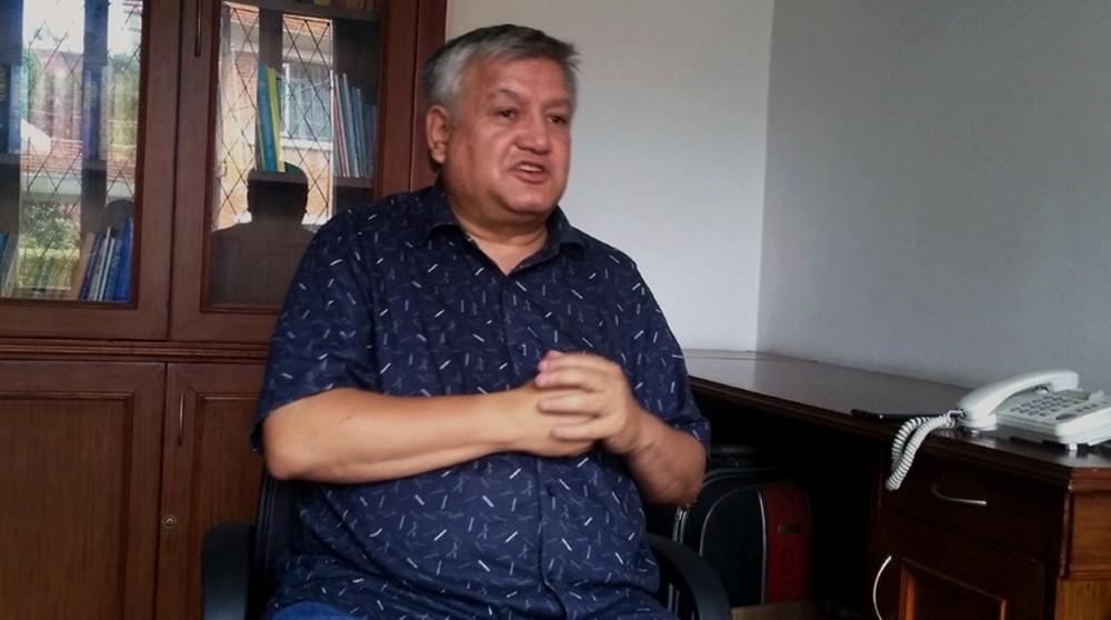 सुनील थापालगायतका नेताहरू आज कांग्रेसमा प्रवेश गर्दै
