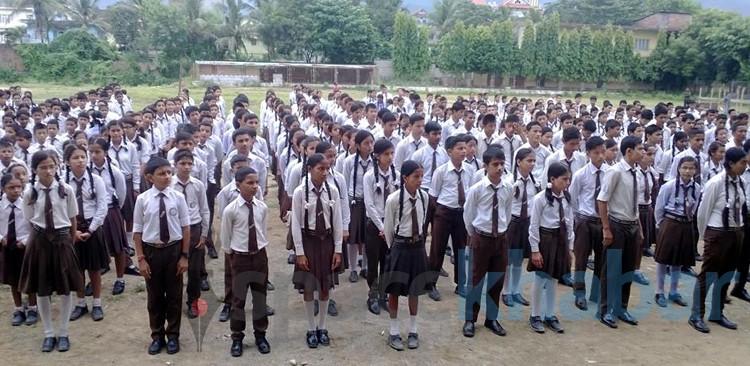 अब काठमाडाैंका सबै विद्यालयका विद्यार्थीको एउटै पोशाक