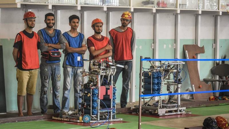 अन्तर्राष्ट्रिय रोबोट प्रतियोगितामा नेपाल सहभागी हुँदै