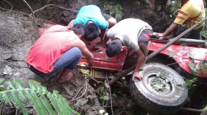 छुट्टाछुट्टै सवारी दुर्घटनामा ५ जनाको मृत्यु