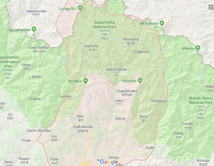 सोलुखुम्बुमा माओवादी हिंसा झल्काउने नेकपाको ज्यादती,  अपराधीलाइ प्रहरीकाे संरक्षण