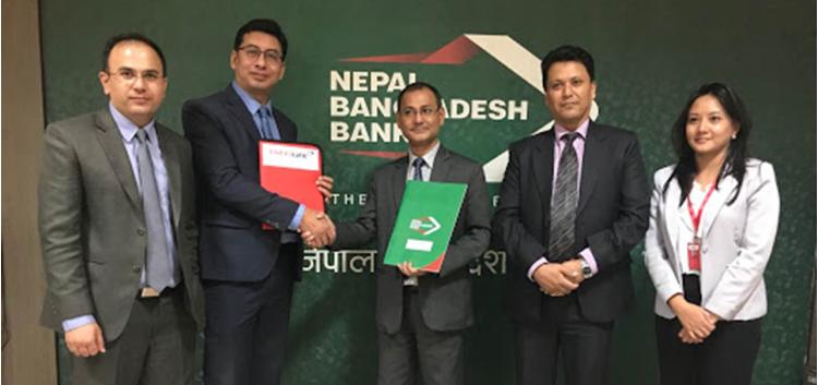 नेपाल बङ्गलादेश बैँक र आईएमई लाइफ इन्स्योरेन्सबीच सम्झौता