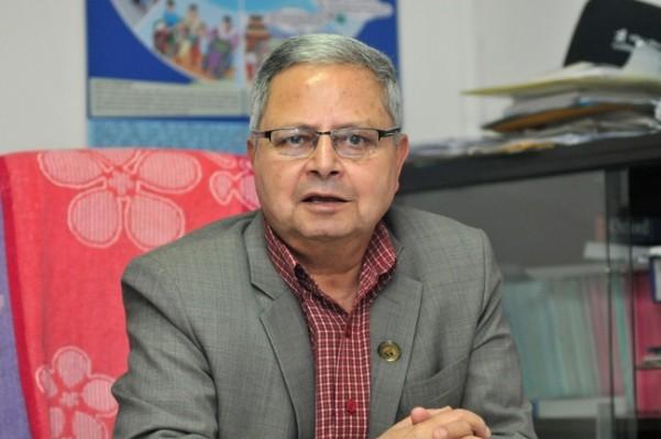 बाँचुन्जेलसम्म मानव अधिकारका लागि काम गर्छु : अध्यक्ष शर्मा