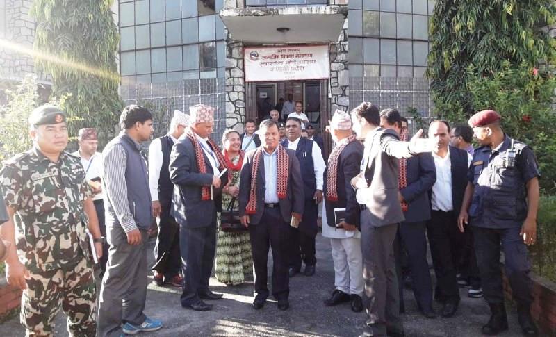 खुल्यो प्रदेश मातहतको पहिलो कार्यालय पोखरामा