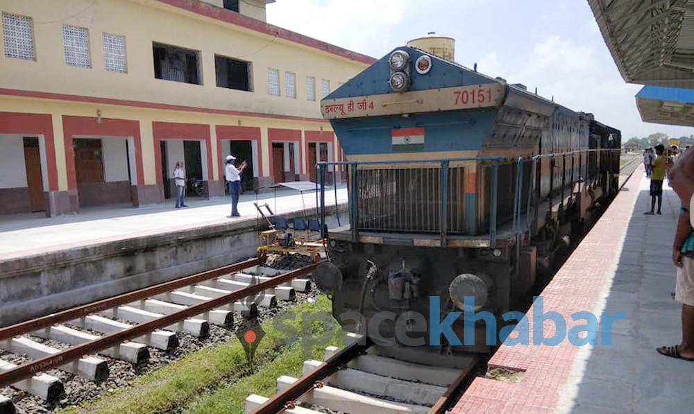 रेल सञ्चालन गर्न रेलवे कम्पनी ब्युँताइँदै