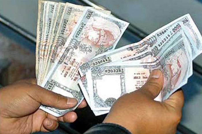 प्रतिव्यक्ति ऋण ३९,३१६ रुपैयाँ