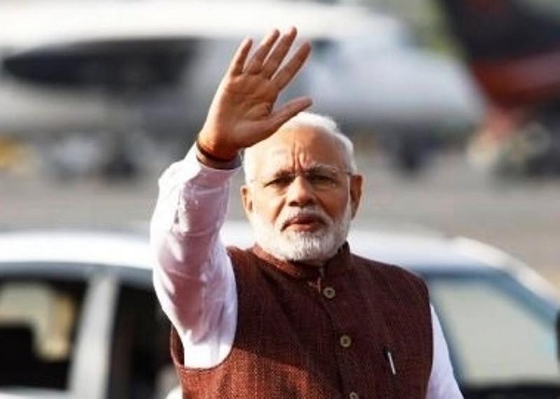 भारतीय लोकसभाको प्रारम्भिक मत परिणाममा मोदीको एनडीए गठबन्धन अगाडि