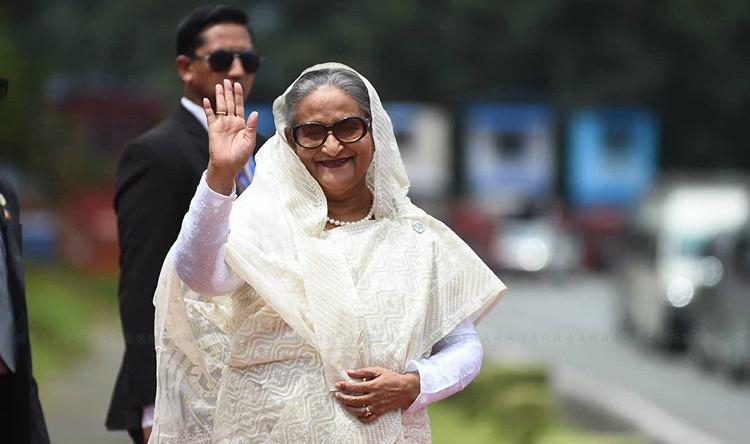 बंगलादेशमा शेख हसिना :तेस्राे कार्यकालकाे आज सपथ लिंदै