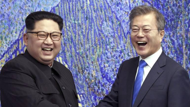 अन्तर–कोरियाली पूर्वाधार परियोजनामा अमेरिकी समर्थन