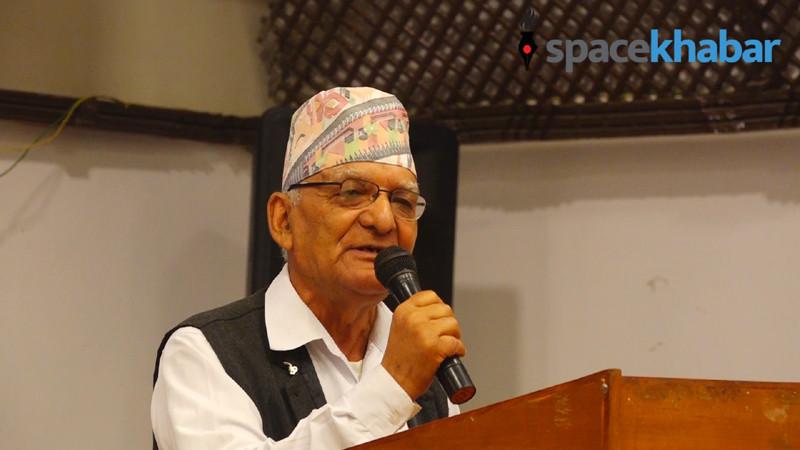 नेपाली भूभाग नेपालीका लागि आँखाको नानीः चित्र बहादुर केसी