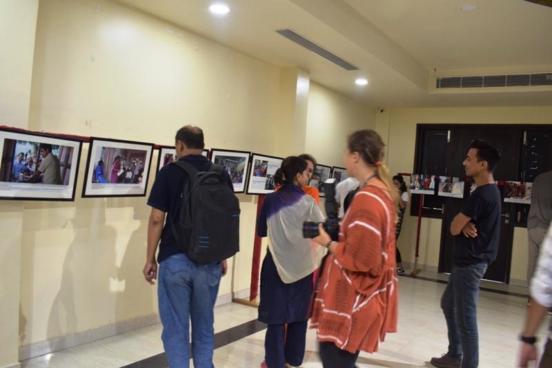 सार्वजानिक सेवाको अवस्था झल्काउन नेपालगंजमा फोटो प्रदर्शनी