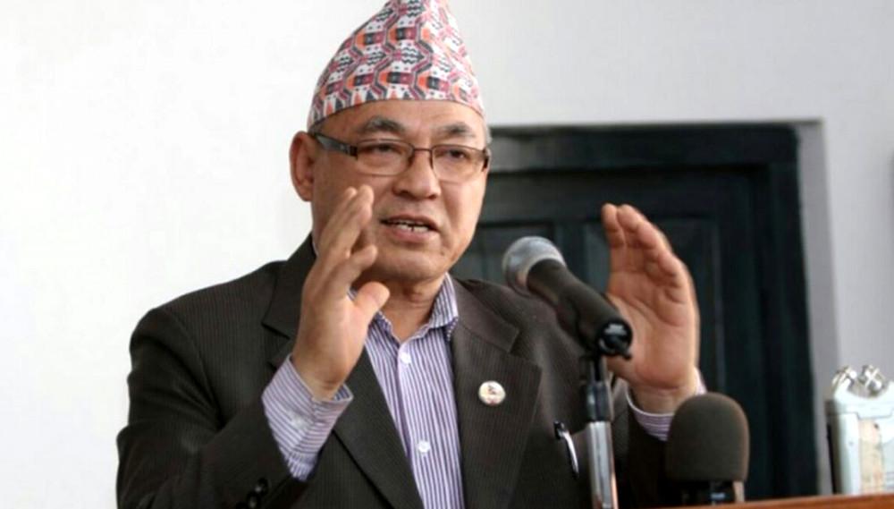 गृहमन्त्री भन्छन् -सही ढंगले विपद् व्यबस्थापन गर्न सकेमात्र समृद्ध नेपाल