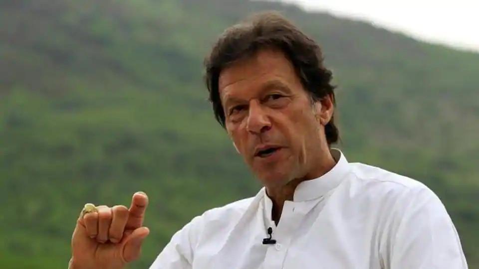 पाकिस्तानी प्रधानमन्त्री इमरान खान अमेरिका भ्रमणमा