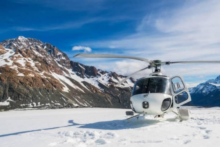 अन्नपूर्ण क्षेत्रमा हेलिकोप्टरको मनपरि, रेस्क्यु भन्दै व्यवसायीक उडान
