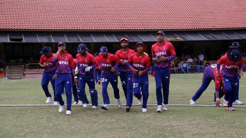 नेपाली क्रिकेट खेलाडीले दुई वर्षदेखि रोकिएको तलब पाउने