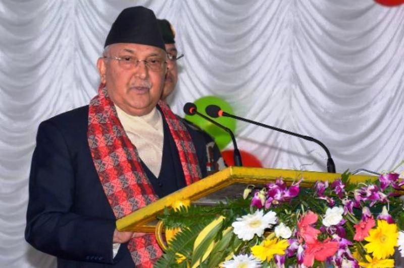 ओलीको सुखी नेपाली, समृद्ध नेपालको अभियान 'तिमी र तपाईं' मै अड्कियो !