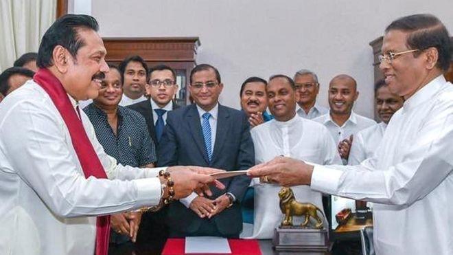 श्रीलङ्काको राजनीतिक सङ्कट गहिरिँदै