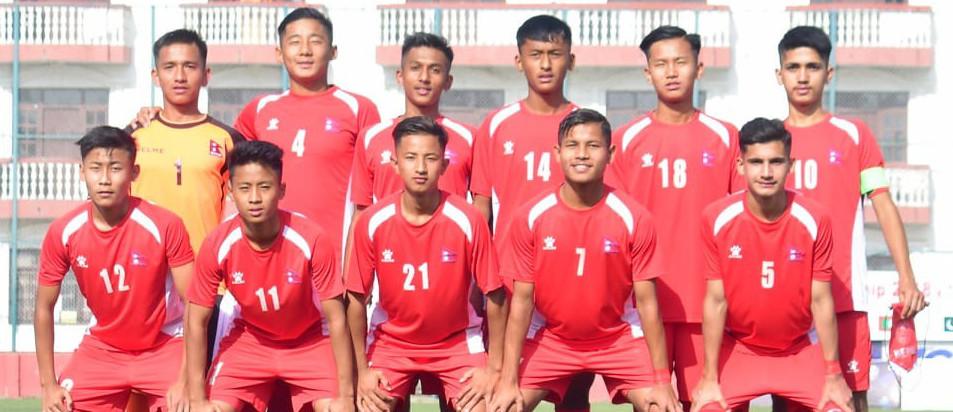 बंगलादेशसँग नेपाल २–१ ले पराजित, उपविजेता बन्दै सेमिफाइनल प्रवेश