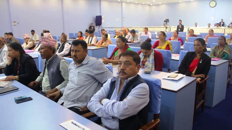 विशेष समितिले नेतृत्व  नपाउँदा प्रदेश ५ को राजधानी र नामकरण टुङ्गो लाग्न सकेन