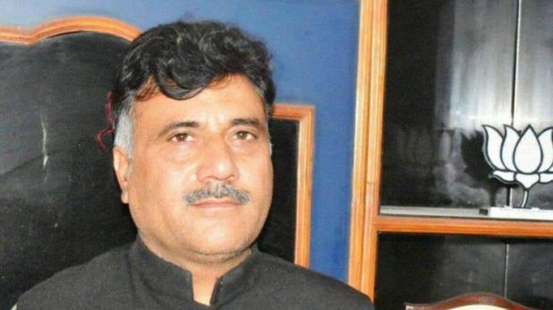 जम्मू-कश्मीरमा भारतीय जनता पार्टीका नेताको हत्या