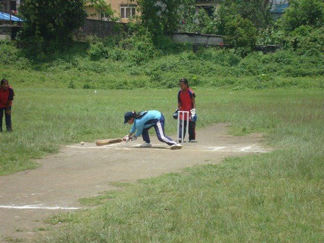 नेत्रहीन महिला क्रिकेट टोली पहिलो पटक अन्तर्राष्टिय प्रतियोगितामा