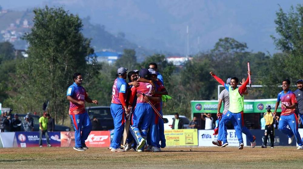 पोखरा पल्टनले जित्यो पीपीएल क्रिकेटको उपाधि, चितवन तीन विकेटले पराजित