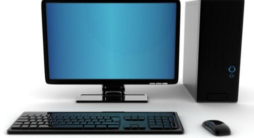 माझी युवालाई प्रदेशसभा सदस्य लामाबाट कम्प्युटर उपहार