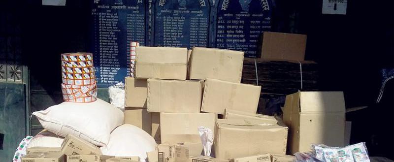 नक्कली स्याम्पु र मसला उत्पादनमा आधिकारिक विक्रेताकै मिलेमतोको आशंका