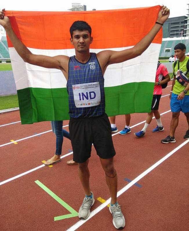 भारतीय खेलाडीद्वारा आत्महत्या