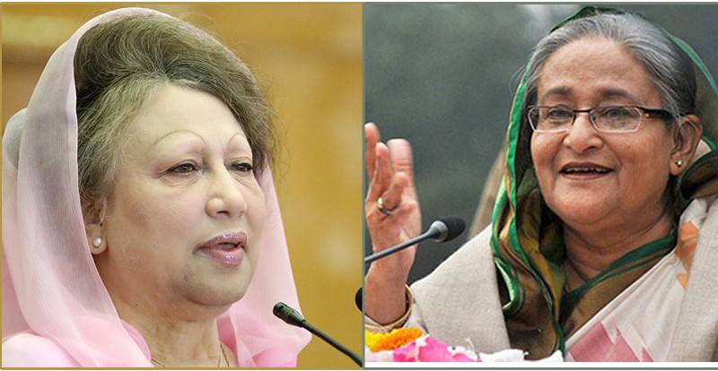 बंगलादेशको नेतृत्व सधैं दुई नेतृको वरिपरि