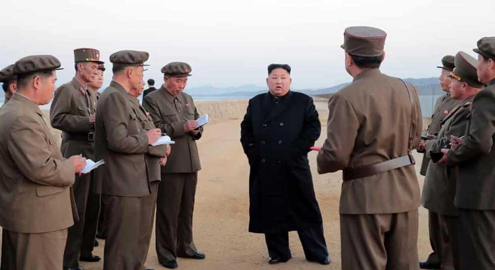 उत्तर कोरियाद्वारा सामरिक महत्वको हतियार परीक्षण