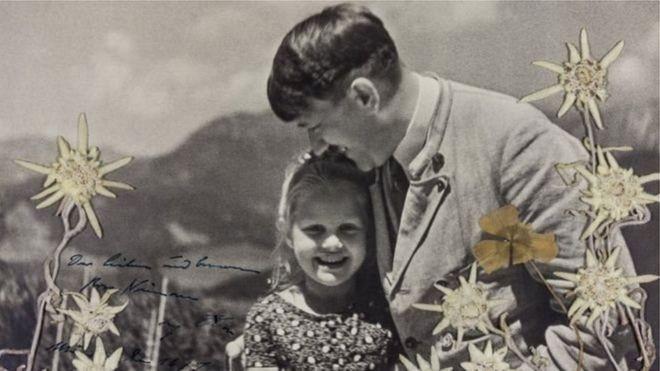 हिटलर र यहुदी बालिकाबीच मित्रताको त्यो कथा