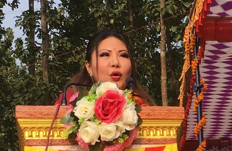 फिलिपिनी राजकुमारी मारिया भन्छिन्, 'नेपालप्रति मेरो अगाध माया छ'