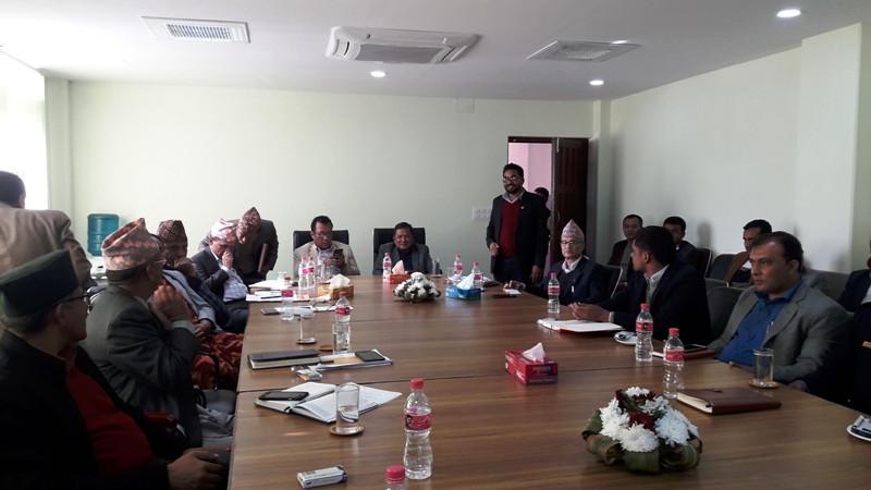 गण्डकीका मुख्यमन्त्रीको 'वार रुम' कन्सेप्ट, कार्यालयबाटै आयोजनाको प्रत्यक्ष अनुगमन हुने
