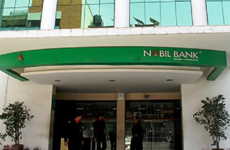 नबिल बैंकले ३४ प्रतिशत लाभांश दिने