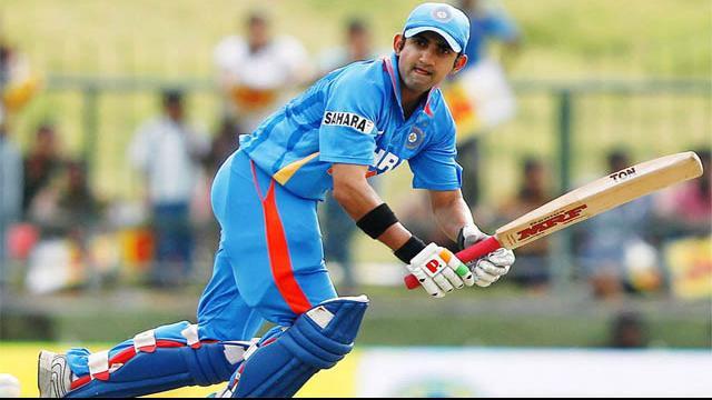 भारतीय क्रिकेटर गौतम गम्भीरले लिए सन्यास