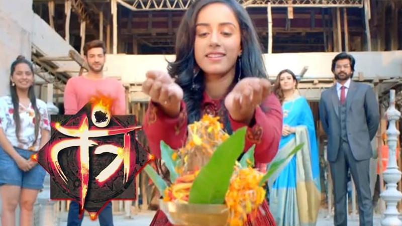 नेपाली चेली मिना भारतीय टेली सिरियल 'तन्त्र' मा