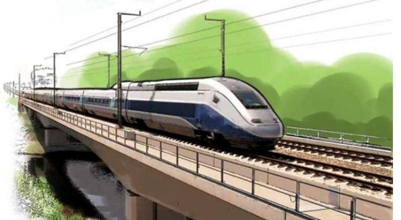 चीनले केरुङ - काठमाडौँ  रेलमार्गकाे प्रारम्भिक अध्ययन प्रतिवदेन सरकारलार्इ बुझायाे