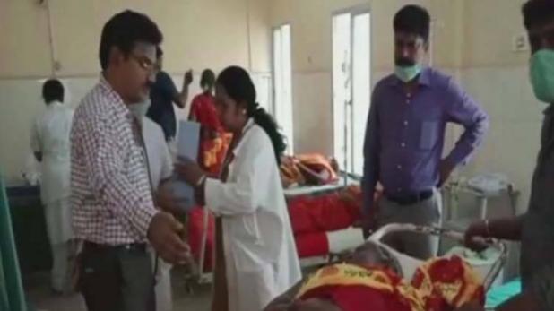 कर्नाटकमा मन्दिरको प्रसाद खाने ११ जनाको मृत्यु