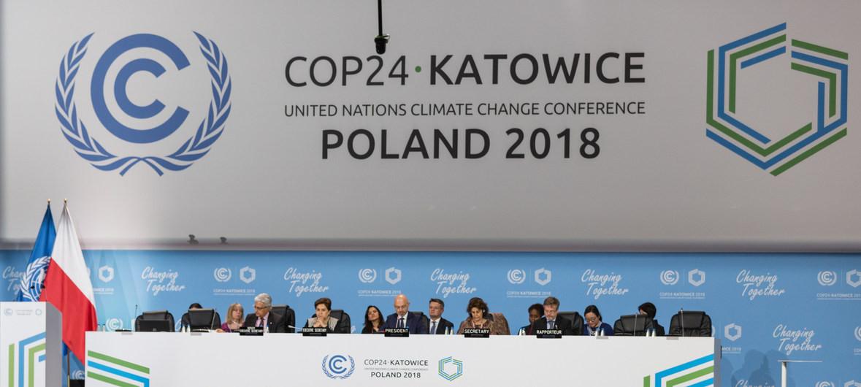 जलवायु परिवर्तनसम्बन्धी पेरिस सम्झौतालाई सन् २०२० मा कार्यान्वयनमा ल्याइने