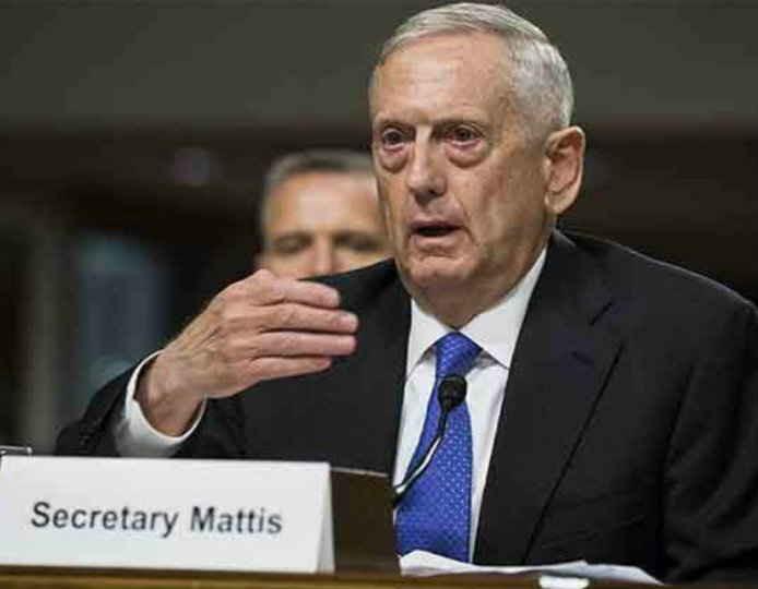 अमेरिकी रक्षामन्त्रीले राष्ट्रपतिसँग असहमत भएपछि दिए राजीनामा