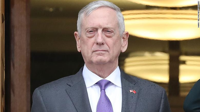 अमेरिकी रक्षामन्त्री जेम्स म्याटिसले दिए राजीनामा, सिरियाबाट सेना फिर्ताबारे ट्रम्पसँग मतभेद
