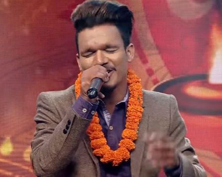 रवि ओड भए नेपाल आइडल सिजन टु का विजेता