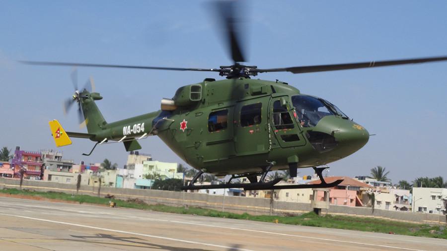 चारवटा हेलिकाेप्टर किन्दै नेपाली सेना
