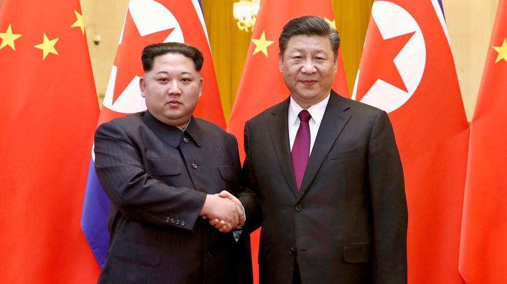 उत्तर कोरियाली नेता किम रेल चढेर बेइजिङमा