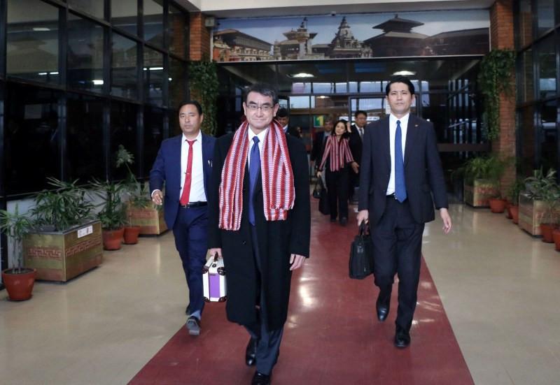 नेपाल-जापानबीचहवाई सेवा सम्झौता