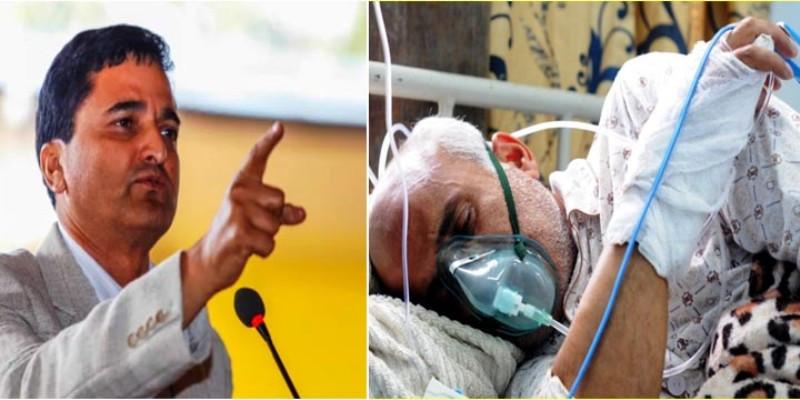 डा. गोविन्द केसीलाई 'कम्युनिष्ट फोबिया' भयाे :भट्टराई