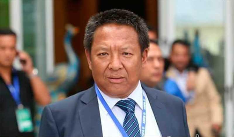 चार  फुटबल सङ्घले लगाएको भ्रष्टाचारको आरोप निराधार :अध्यक्ष शेर्पा