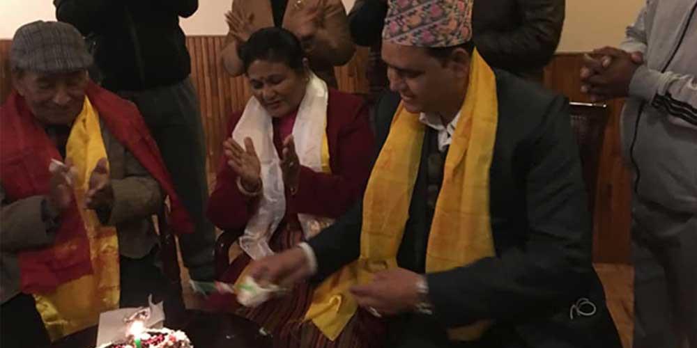 सरकारी खर्चमा सिक्किम भ्रमण, जन्मदिन र विवाह वर्षगाँठ मनाउन व्यस्त